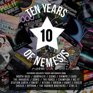10 years of nemesis mixed by maco42