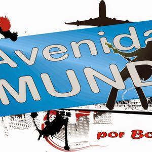 AVENIDA MUNDI na FMCULTURA de 10102015