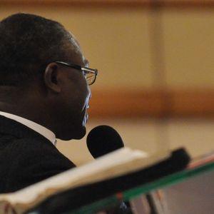 11.12.16 - You are not an Ordinary man - Pastor Sydney Ahamefula