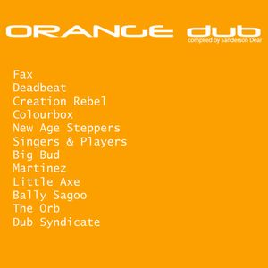 Sanderson Dear - Orange Dub