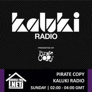 Pirate Copy - Kaluki Radio 08 DEC 2019
