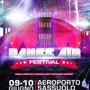Dance Air Festival 2012@ DJ Ginger - Mc Francesconi / Early HS