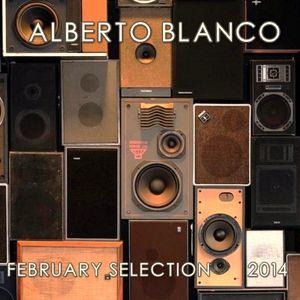 Alberto Blanco - February Selection / 2014