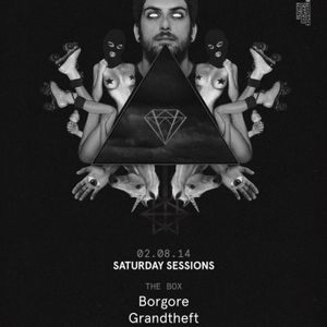 Borgore - Live at Ministry of Sound (London) - 02-Aug-2014