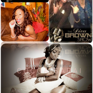 The Diva Brown Show Interviews COCOA SARAI!!!