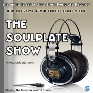 The Soulplate Show feat Pad Beryll - Jan 2011