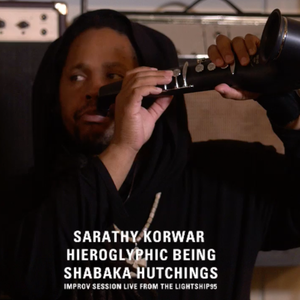 Sarathy Korwar, Hieroglyphic Being & Shabaka Hutchings (Live Improvisation) - 12th July 2016