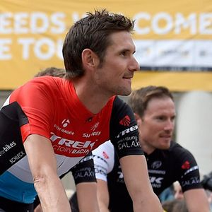 Frank Schleck says he's still catching up on form after year's suspension