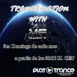 Mario F - Trance Nation 042 @ PlayTrance Radio (18.12.2016)