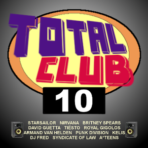 Total Club 10 - cd2