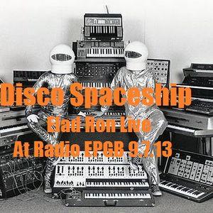 elad ron @ radio e.g.b.g 9.7.13 disco spaceship