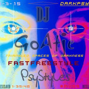 Triangled Spaces Of Darkness-#MX09-DJ GoAtje PsyStyles