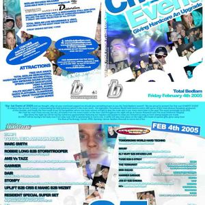 DJ Smurf @ Bedlam. Derby, England - 4/2/2005