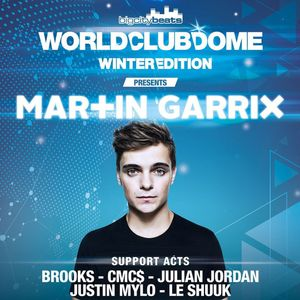 Martin Garrix - Live @ BigCityBeats World Club Dome (Winter Edition)
