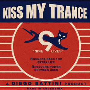 Diego Battini - Kiss my trance Vol. 9