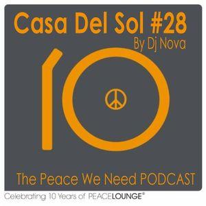 Casa Del Sol #28 PODCAST