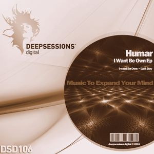 DSD106 Humar - I Want Be Own Ep