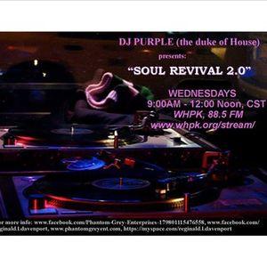 Soul Revival 2.0, WHPK, 88.5 FM (Chicago), 6/22/2016, Part One