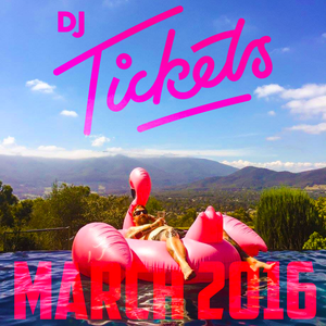 TICKETS - It's the long weekend! March 2016