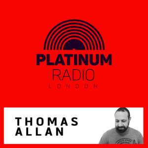 Thomas Allan - Balearic session's - Recorded live on PRLlive.com / Monday 10th July 2017