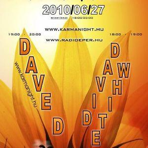 david white - live @ Radio Eper 2010.06.27