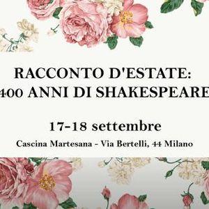 ★ Racconto d'estate ★ 400 anni di Shakespeare ★