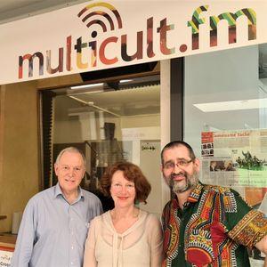 Kontrapunkt mit Ulrike Guérot & Ellis Huber; radio multicult.fm; 30.8. 2021