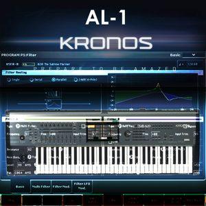 Korg KRONOS - Analog modeling synthesizer AL-1 - 40 examples