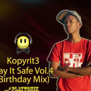 Play It Safe Vol.4