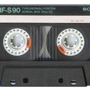 Dj Fagan -  The old tapes - November 1995 Side A&B