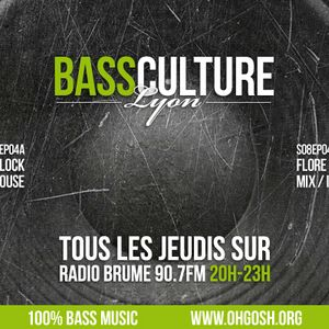 Bass Culture Lyon - S8ep04b - Dj M'Tee
