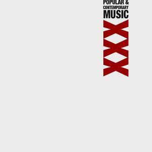 Popular & Contemporary Music XXX