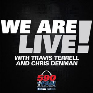 We Are Live!: Welcome to 590, Travis & the police, texts