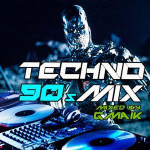 90's TECHNO MIX (mixed by GMAIK) by GMAIK   Mixcloud
