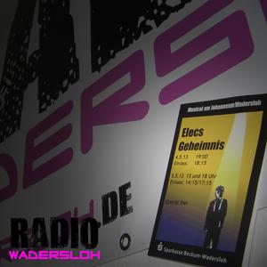 Radio Wadersloh Talk vom 27. April 2013 - Musical am Johanneum Wadersloh