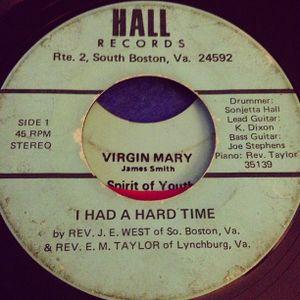 10 virginia and north carolina gospel 45s #4 2-17-13