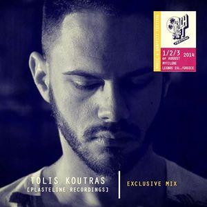 Tolis Koutras - Beach Street Festival 2014 Promo Mix
