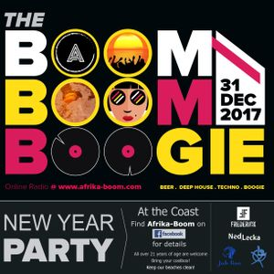 Promo Mix - Boom Boom Boogie NY Party