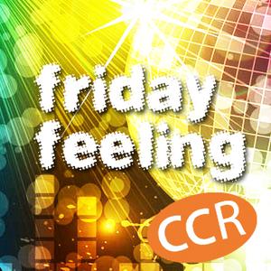 The Friday Feeling - @CCRFeelFriday - 25/03/16 - Chelmsford Community Radio