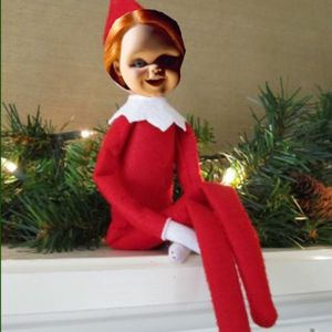 49-Chucky on a Shelf