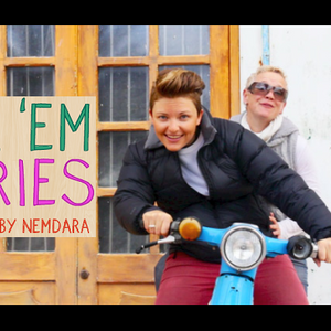Pride Time Playback - NemDara Lesbian Travel Bloggers and Minnies Moment - February 17th