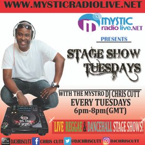 ''STAGE SHOW TUESDAYS''  WITH DJ CHRIS CUTT  JULY,12,2016