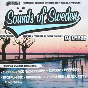 DJ Large - Sounds of Sweden (2004)