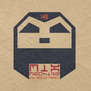 Andy Mart - Mix Machine@DI.FM 146