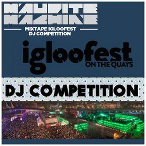 Maudite Machine mixtape #010