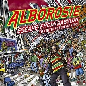 Alborosie Escape from Babylon to my radioshow
