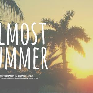 Eric Ostmann - Almost Summer Mix 2013