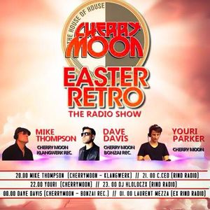 DJ Youri Parker Cherry Moon Easter Rétro 04-04-2015 Rind Radio
