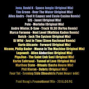 Promo Mix - 2016.04.06.