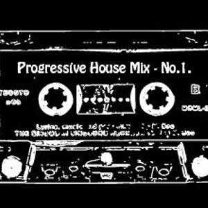 Progressiv House Mix - No.1